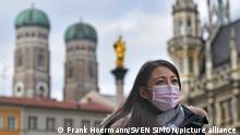 Deutschland Coronapandemie | Symbolbild München