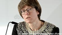 Deutschland Digitale Frühjahrsvollversammlung der Deutschen Bischofskonferenz | Generalsekretärin Beate Gilles
