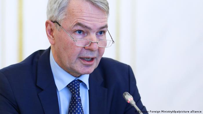 EU Pekka Haavisto