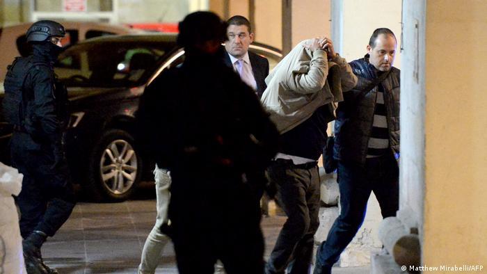 Malta Mord an Daphne Caruana Galizia Verdächtige ARCHIV