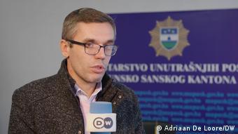 Šef policije Unsko-sanske županije Nermin Kljajić