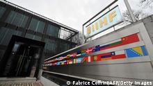 Hauptquartier der International Ice Hockey Federation (IIHF) in Zürich