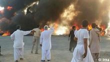 Iran Unruhen in Sarawan an der Südost-Grenze