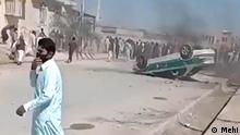 Iran Unruhen in Saraven