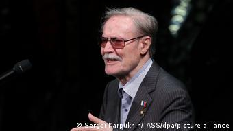 Юрий Соломин, российский актер, художественный руководитель Малого театра