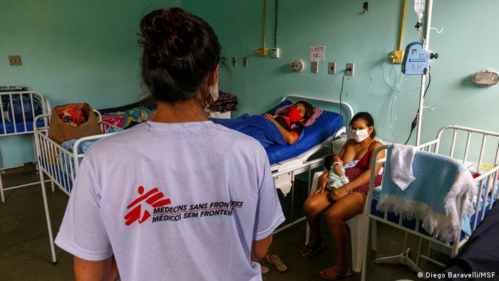 MSF tiene secciones en diversos países del mundo.