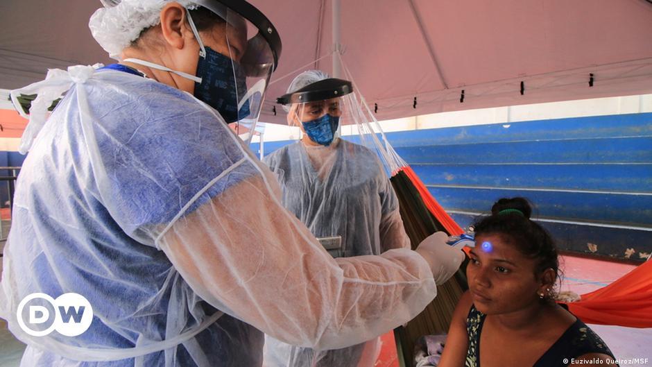 ++ Coronavirus hoy: Venezuela decreta 'cuarentena radical' ante expansión de variante brasileña ++