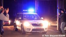 Nord-Mazedonien Ehem. Geheimdienstchef Saso Mijalkov