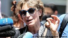 Sonderberichterstatterin UN Agnès Callamard