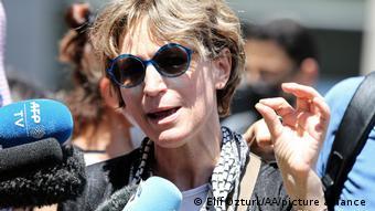 Agnès Callamard, rapporteuse spéciale de l'Onu