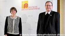Digitale Frühjahrsvollversammlung der Deutschen Bischofskonferenz I Beate Gilles