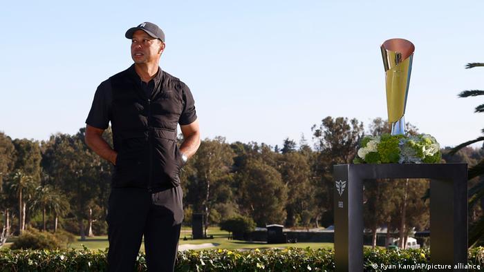 Genesis Invitational Golf I Tiger Woods