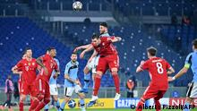 Champions League Lazio Rom gegen Bayern München