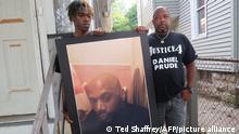 USA I Rochester I brutaler Polizeieinsatz I Daniel Prude