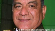 Peru I Cesar Astudillo I Chef der peruanischen Streitkräfte