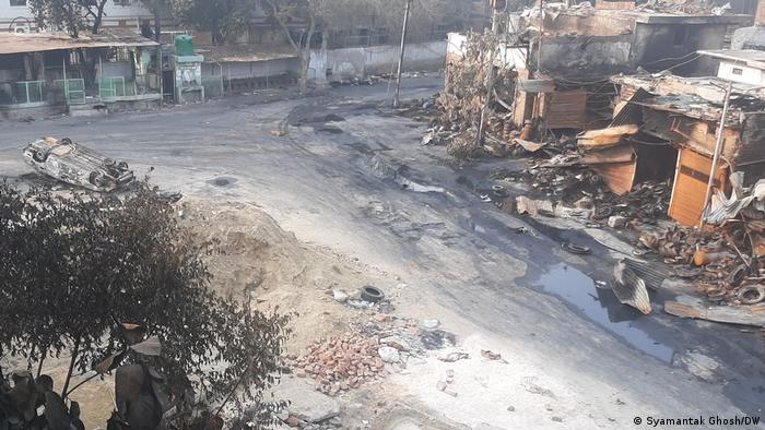 Indien Neu Delhi | Jahrestag Unruhen im Februar 2020