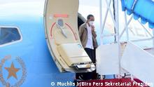 Indonesien Präsident Joko Widodo