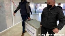 Coronavirus Bosnien | Impfkampagne