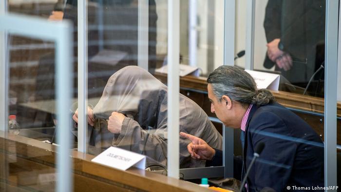 Viši zemaljski sud u Koblencu: osuđeni za ratne zločine u Siriji Eyad A.
