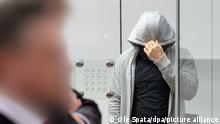 Oberlandesgericht Celle   Prozess gegen IS-Unterstützer