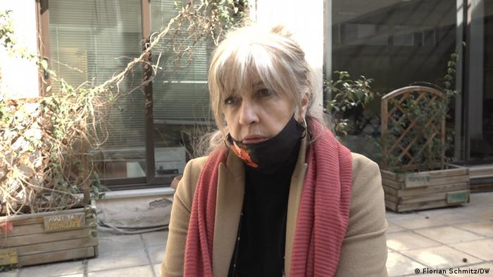 Griechenland Universitätsprofessorin Fotini Tsibiridou