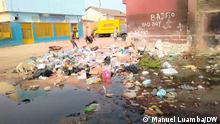 Angola | Luanda ist mit Müll bedeckt
