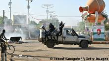 Weltspiegel 24.02.2021 | Niger | Polizeieinsatz nach Wahlprotesten