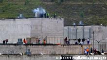 Ecuador | Aufstände in vier Gefängnissen | Gefängnis Cuenca