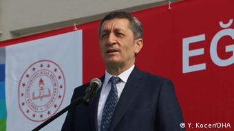 Milli Eğitim Bakanı Ziya Selçuk