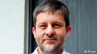 El director de investigación clínica en el Instituto Butatan, Sao Paulo, Paulo Ricardo Palacios