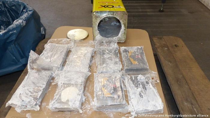 У порту Гамбурга виявили рекордну для Європи партію кокаїну - 16 тонн