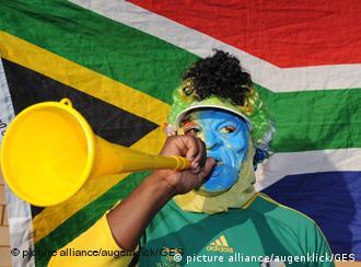 Vuvuzela: símbolo da Copa do Mundo da África do Sul, 2010