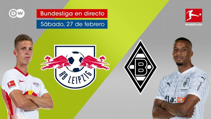 Bundesliga Radio Spieltag 23   RB Leipzig vs Borussia Mönchengladbach (SPA)