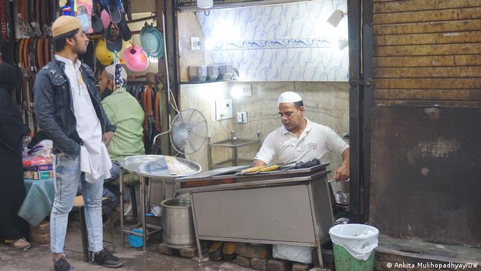 Indien Dehli Altstadt | Kebab Shop