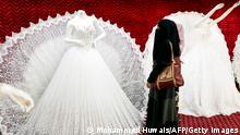 Jemen Hochzeitskleid