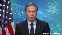 USA wollen zurück in Menschenrechtsrat der UN | Antony Blinken