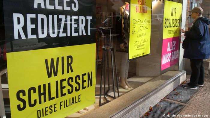 Deutschland Initiative fordert Steuererleichterungen für Spende unverkaufter Textilware