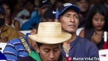 Kolumbien Regionaler Indigener Rat von Cauca (CRIC)