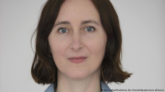 Gestaltet den Deutschen Pavillon auf der Biennale 2022: Die Künstlerin Maria Eichhorn |