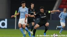 Champions League | Borussia Mönchengladbach vs Manchester City