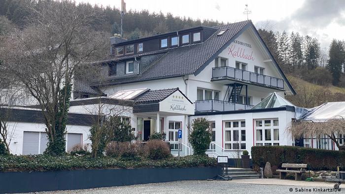 Deutschland Landhotel Kallbach Simonskall