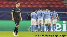 Borussia Mönchengladbach - Manchester City I Florian Neuhaus (BMG) enttäuscht