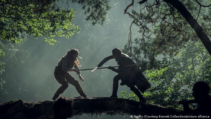 """Distopijski spektakl """"Plemena Evrope"""" (Tribes of Europa) za nekoliko dana postao je jedna od omiljenih serija na Netfliksu"""