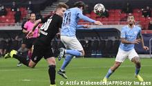 Champions League I Borussia Mönchengladbach - Manchester City