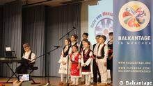 Balkantage in München