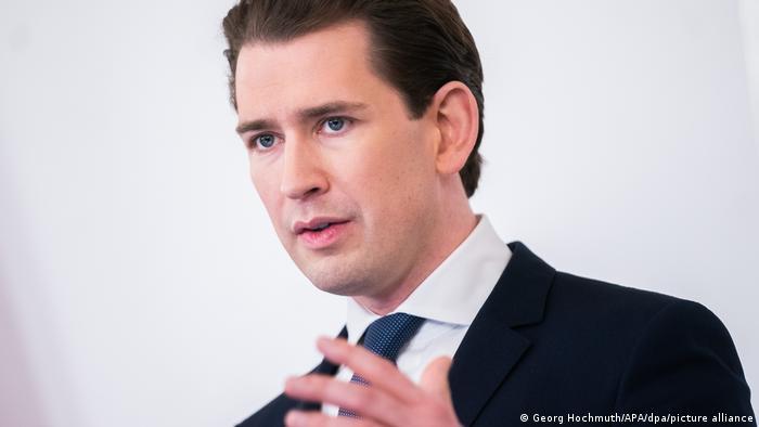Cancelarul Austriei, Sebastian Kurz