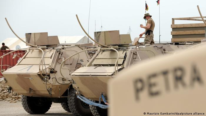 Німецькі солдати в Афганістані