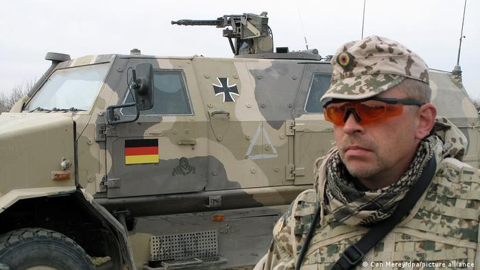 Njemački vojnik u Afganistanu 2010.