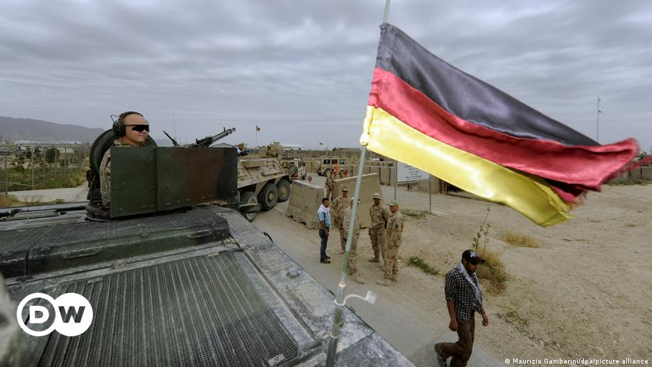 Germany and UK to follow US out of Afghanistan