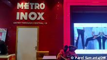 Indien Kolkata Metro an der Esplanade startet Shows in einem Multiplex-Avatar